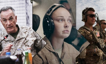 'Chain of Command': Nat Geo's New Series Explores War From The TOC Down