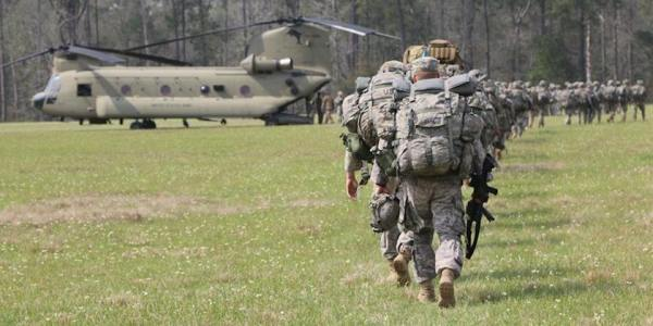 Army Announces New Troop Deployment To Iraq To Fight ISIS