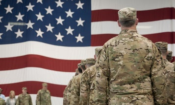 No, the National Guard isn't planning a national quarantine or imposing martial law