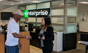 Natural Leader Trades Army for Enterprise – And Loves It!