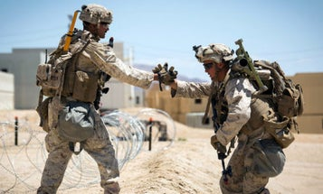 Podcast: Syria Insider Attack Leaves Wounded Marine, Lingering Questions
