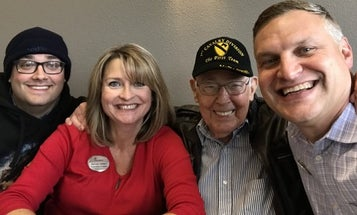 Chick-Fil-A Gave This World War II Veteran Free Food For Life