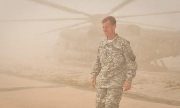 Retired General Stan McChrystal Says Trump's 'Disturbing' Rhetoric Erodes The Military's Trust In Its Commander-In-Chief