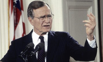 Why George H.W. Bush Was America's Last Foreign Policy President