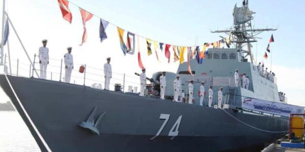 Iran Is Sending Its New Homegrown 'Stealth' Destroyer To Tangle With The US