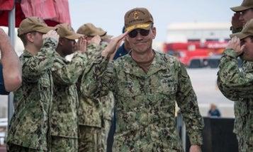 5th Fleet Commander Found Dead In Bahrain Home