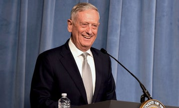'Mr. Putin Is a Slow Learner' — Mattis Blasts Russian Aggression, Election Meddling