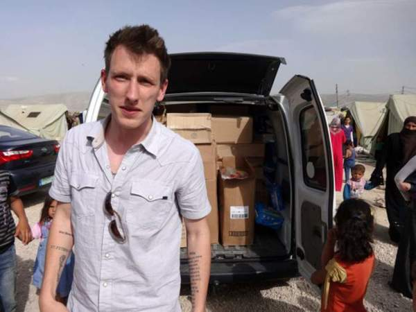 US Strike Takes Out ISIS Terrorist Responsible For Death Of Former Army Ranger Peter Kassig