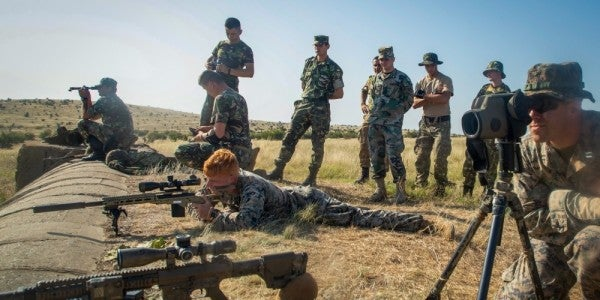 Marines Break Up With Romania, Move In With Norway