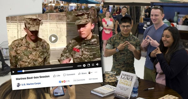 Terminal Lance Creator Feels 'Gross' After Marine Corps Shares His Video