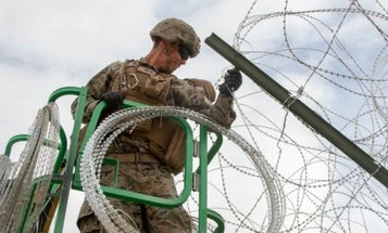 It's Official: Mattis Is Keeping US Troops On The Border Through Christmas And New Year's