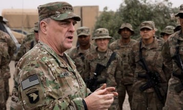 Reports: Trump Will Nominate Army Gen. Mark Milley As Next Chairman Of The Joint Chiefs Of Staff