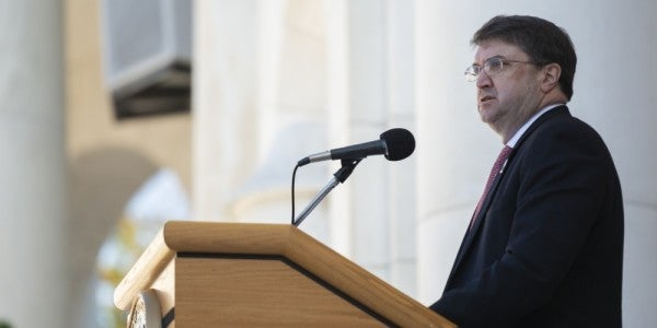 VA Secretary Wilkie Once Praised Confederate President Jefferson Davis In Speech