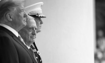 Trump Reportedly Just Reversed His Decision To Cut Defense Spending