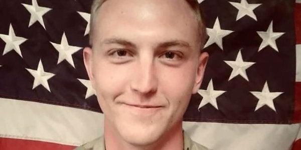 Army Guard Investigating Whether Training, Equipment Lapses Led To Death Of EOD Soldier In Afghanistan