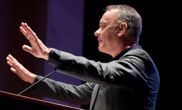 Tom Hanks Thinks Hollywood Can't Capture America's Current Wars. What Does That Mean?