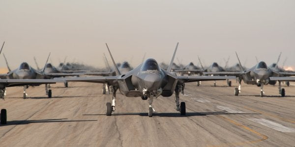 Japan Is Buying A Sh*tload Of F-35s In A Clear Message To China