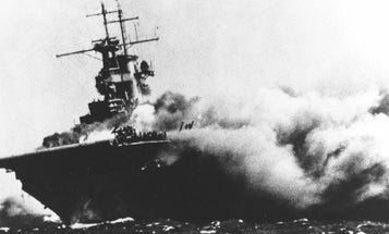 The Most Effective Naval Anti-Ship Weapon Of The Last 75 Years, And Other Fascinating Maritime Facts