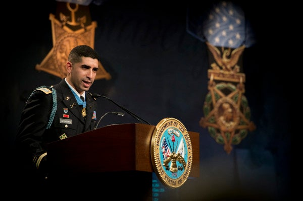 Medal Of Honor Recipient Florent Groberg On How His Men Tried To Prank Him As A New Lieutenant
