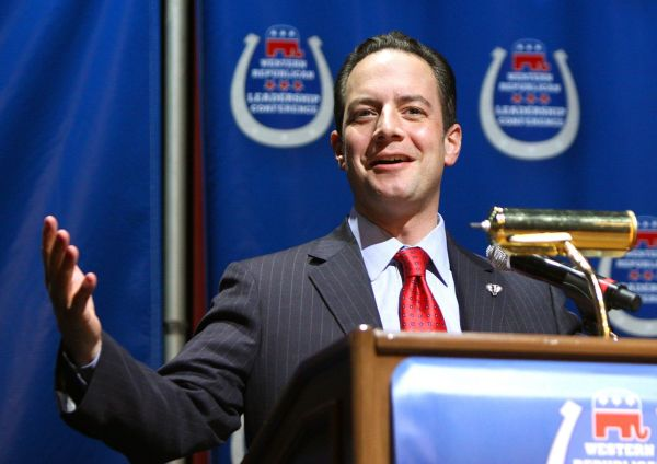 Mattis Personally Recommends Ex-Trump Staffer Reince Preibus To Be Navy Officer