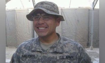Fallen Soldier Given Second-Highest Award For 'Extraordinary Heroism' During 2009 Afghan Battle