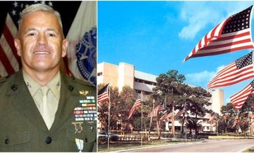 A Retired Marine Colonel Took His Life At A Florida VA. He's The 5th Vet To Do So Since 2013