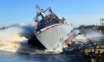 Say Hello To The Latest In The Navy's Most Godawful Line Of Warships