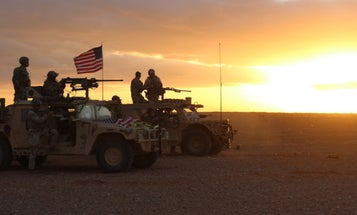 The Pentagon Is Reportedly Preparing To Withdraw All US Troops From Syria