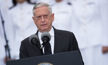 Why Mattis Is Leaving The Pentagon, In 3 Sentences