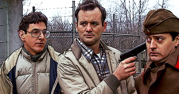 'Stripes' Showed America That Bill Murray Is An Urban Warfare Visionary