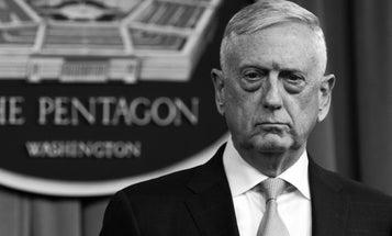 Read Secretary Mattis' Letter Of Resignation