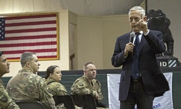 Mattis' 2017 Message To Troops Is Worth Remembering: 'Just Hold The Line'
