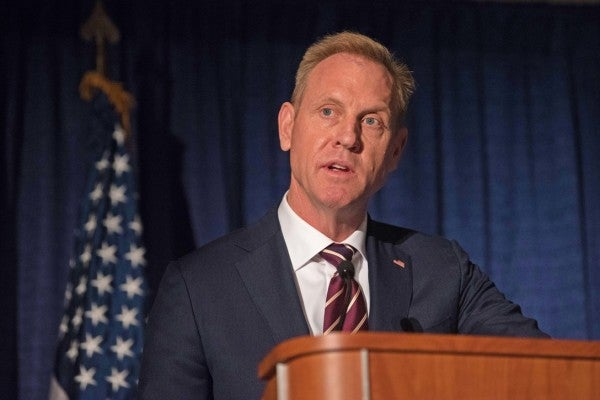 Meet Patrick Shanahan, The Man Trump Picked To Temporarily Replace Mattis