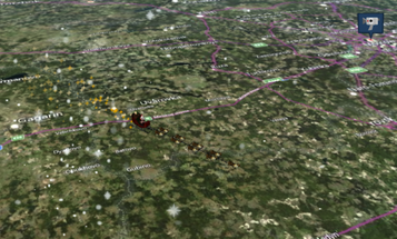 NORAD Santa Tracker Still Following Christmas Journey Despite Government Shutdown