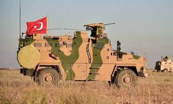Turkey Prepares To Shoulder The Fight Against ISIS In Syria Ahead Of The US Withdrawal