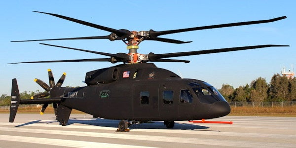 Here's A First Look At One Of The Army's Potential Black Hawk Replacements