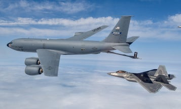 The Air Force Wants To Keep The KC-135 Flying For 100 Years