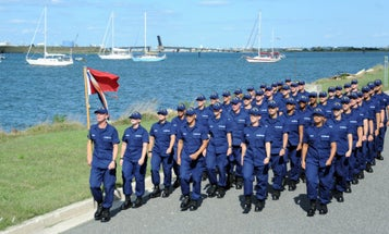 42,000 Coast Guardsmen Are Getting Screwed On Pay Because Of The Government Shutdown