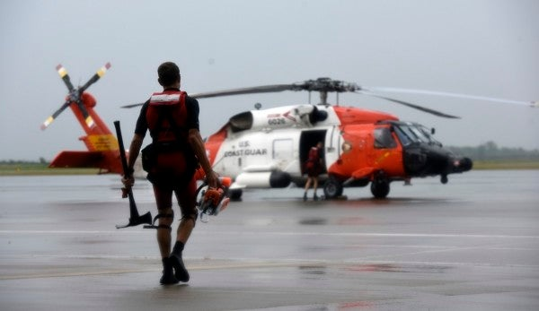Coast Guardsmen Will Get Paid During The Government Shutdown