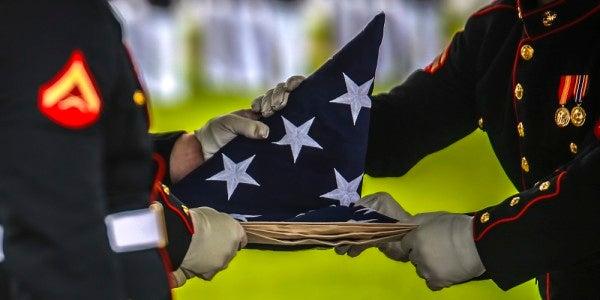Marine Shot And Killed At Marine Barracks Washington