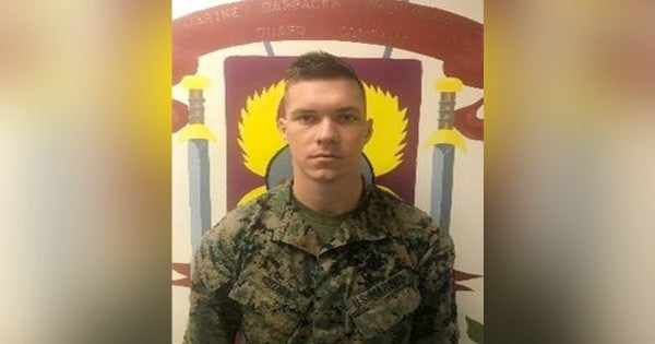 Corps Identifies Marine Who Died After Shooting At Marine Barracks Washington