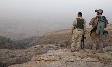 Trump Gives No Timetable For Syria Withdrawal, Vows To Protect Kurdish Fighters
