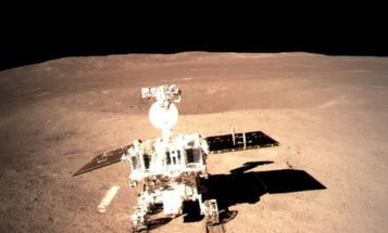 China Just Landed On The Far Side Of The Moon. Could It Become The First Nation To Have Its Own Moon Base?