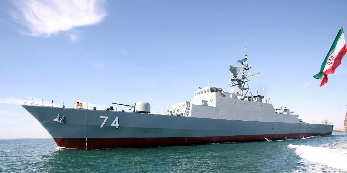 Iran Plans On Sending Warships To Roll Deep In US Territorial Waters