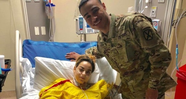 We Salute The Fort Drum Soldier Who Saved A Stranger's Life After She Was Stabbed 17 Times On Christmas Day