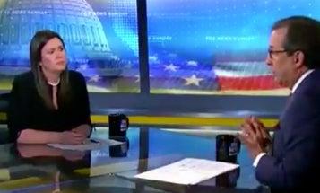 Fox News' Chris Wallace Calls B.S. On Trump Claim Of Terrorists Coming Across The Border