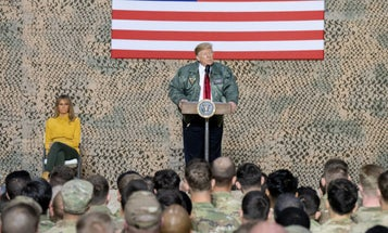Court Rules In Favor Of Trump's Ban On Transgender Service Members