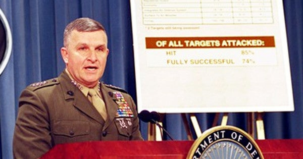 Retired Marine General Tapped By Trump Administration To Develop 'Arab NATO' Resigns
