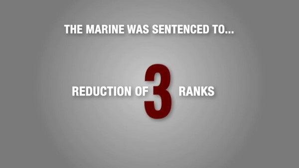 Marine Under Investigation After Blaming Underage Girls For Having Sex With Older Men