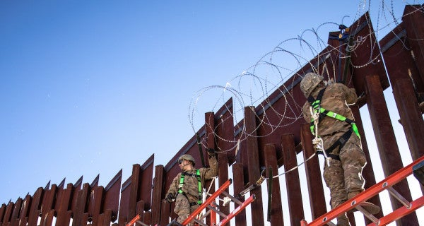 Can Trump Declare A 'National Emergency' To Build The Border Wall? What You Should Know